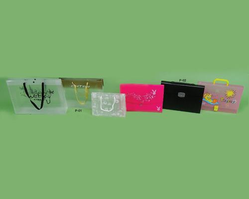 塑膠手工折盒